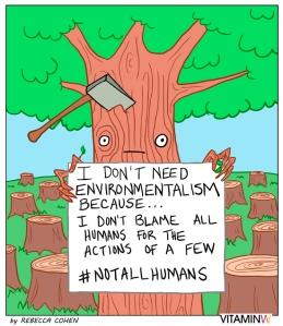 Trees Against Environmentalism-2